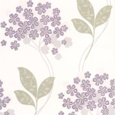Festival Floral Wallpaper in Purple design by Graham & Brown ($40) ❤ liked on Polyvore featuring home, home decor, wallpaper, wallpaper samples, purple pattern wallpaper, flowered wallpaper, purple home decor, bohemian home decor and bohemian wallpaper