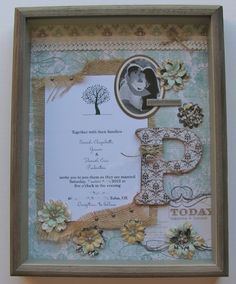 decorating shadow boxes ideas | Wednesday, September 26, 2012
