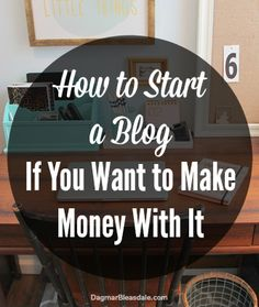 starting a blog the right way, and a code for 30% off HostGator web hosting. Dagmar's Home. DagmarBleasdale.com #sponsored #blogging #Snappypreneur