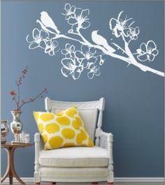 Wall art - birds