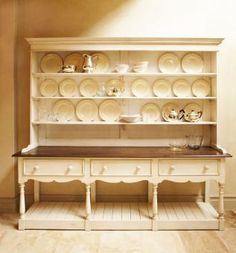 Products / Furniture / Cupboards / Armoires / <b>Cabinets</b> <b>Welsh</b> Dresser . Cute Furniture, Home Decor Furniture, Rustic Furniture, Painted Furniture, Refinished Furniture, Kitchen Hutch, Kitchen Stuff, White Washed Oak, Kitchen