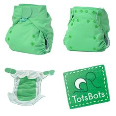 Tots Bots EasyFit Nappy - Green www.darlingsdownunder.com.au/main.php?mod=Shop=Index=295= Cloth Nappies, Trunks, Swimming, Fitness, Green, Swimwear, Clothes, Shopping, Fashion