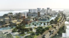 Al Raha Beach Development in Abu Dhabi, United Arab Emirates  | RMJM