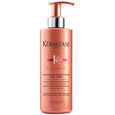 Kérastase Discipline Curl Ideal Cleansing Conditioner 400ml: Image 1
