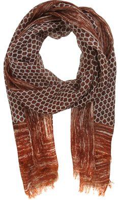 Piombo summer scarf