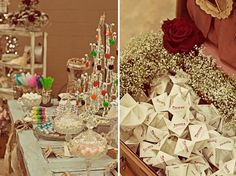 15 Ideas for Your Wedding Candy Buffet