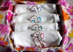 dachshund onesies!! - gifties by kunderwood {stitchy stitcherson}