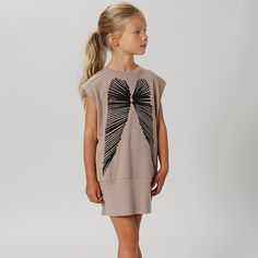 Nice soft and cool wings dress from Danish GRO! Kids fashion