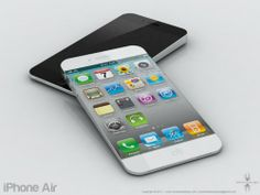 "Mockups of ""tapered"" 2011 iPhone design that failed to appear"
