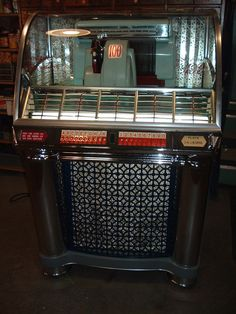 Seeburg Jukebox Model HF100 G Nice | eBay