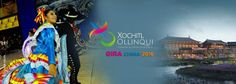 Tour China 2016 9-21 September  International Tourism Festival Shanghai  Folk Dance Company Xochitl Ollinqui