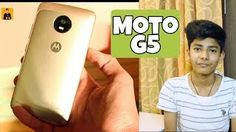 Latest Gadgets: Moto G5 Quick look | Dhruv Tech The Technical Star   #smartphone #phone  #Mobile #Moto