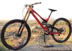Specialized Demo S-Works Downhill Bike, Mtb Bike, Bmx, Bicycle, Moutain Bike, Mountain Biking, E Mtb, Specialized Bikes, Bike Trailer