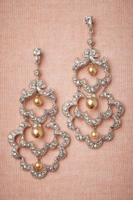 Bridal Jewelry | Pearl & Crystal Wedding Jewelry for Brides | BHLDN