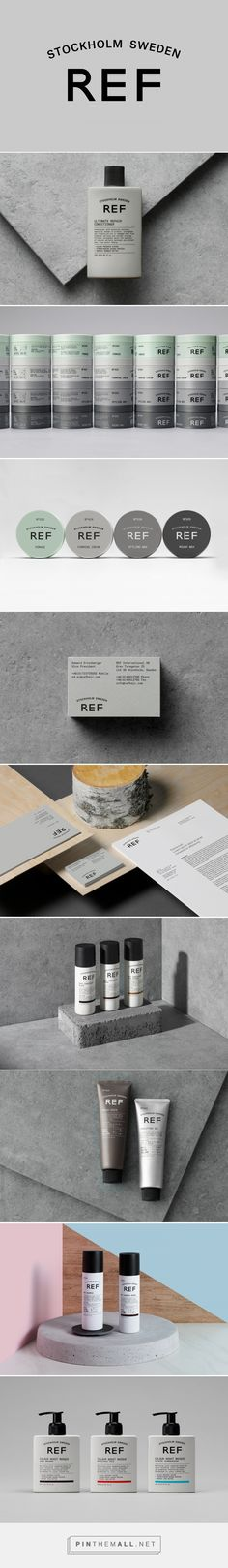 REF Stockholm on Behance - created via https://pinthemall.net