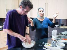 Simon making roti dough with Gamidah on the Lekka Kombuis cooking class in Bo-Kaap, Cape Town Stuff To Do, Things To Do, Good Things, Africa Travel, Cooking Classes, Cape Town, South Africa, Safari, Things To Make