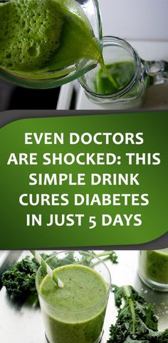 Doctors Are Shocked! This Amazing Drink Can Cure Diabetes In Just 5 Days! - Our Healthy Planet Wellness Fitness, Fitness Diet, Health And Wellness, Health Fitness, Healthy Detox, Healthy Diet Plans, Healthy Drinks, Diabetic Drinks, Diabetic Recipes