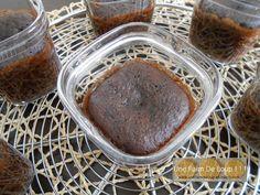 Nutella, Pudding, Sweet, Desserts, Halloween, Creme Caramel, Chocolate Fondant, Homemade Chocolate, Molten Lava Cakes