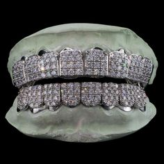 Your shop for grillz and gold teeth online! Real gold, silver, solids, iced out grillz. Silver Grillz, 925 Silver, Sterling Silver, Diamond Cut Grillz, Diamond Cuts, Open Face Grillz, Iced Out Grillz, Girl Grillz, Custom Grillz