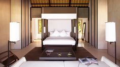 Cheval Blanc Randheli luxury hotel in the Maldives