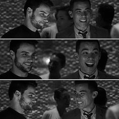 How to get away with Murder . Connor and Oliver Frank And Laurel, Conrad Ricamora, Connor And Oliver, Jack Falahee, Sherlock Doctor Who, Dc Legends Of Tomorrow, Tv Couples, How To Get Away, All Smiles