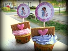 Updates: Doc McStuffins party revealed!