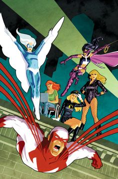 Birds of Prey by Cliff Chiang