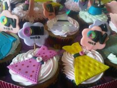 Cupcakes ropa