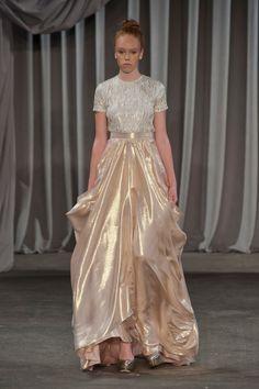 Christian Siriano at New York Fashion Week Spring 2013