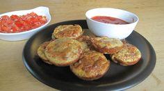 pizzamuffins, Prutsen