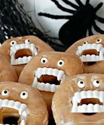 Bilderesultat for traktatie donut