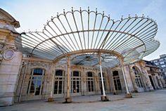 ancien casino théatre de Vichy France