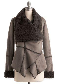Hail a Cabin Jacket | Mod Retro Vintage Jackets | ModCloth.com - StyleSays
