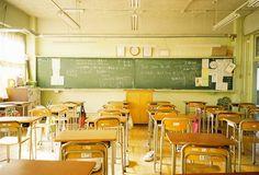 Japanese classroom  ©Takumi Yashima @ flickr
