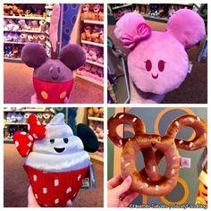 Disney Food Friend Plush