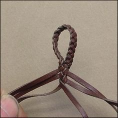 six strand braiding
