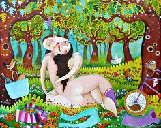 Las mujeres (que disfrutan del amor) de Leandro Lamas. leandrolamas.blogspot.com.es