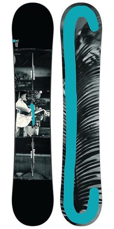 Custom Twin Flying V 156 Snowboard for men by Burton.