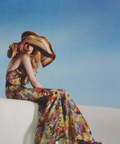 Model_Greek Magazine