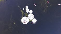 Gallery of Walk on Water with Space Caviar's Floating Cultural Installation on Italian Lake - 8