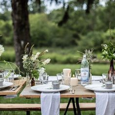 farm to table gathering
