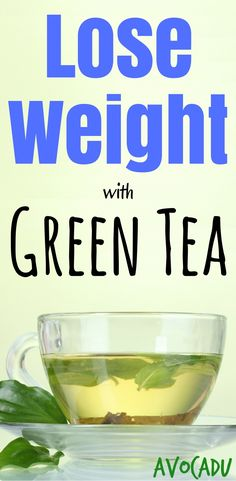 How to use green tea to lose weight! Healthy weight loss drinks at http://avocadu.com/green-tea-to-lose-weight/