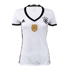 adidas Womens Germany Euro 2016 Soccer Jersey (Home) Soccer Store fabe5f40de