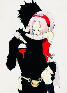 Naruto - Sasuke x Sakura my heart cant stop loving them Naruto Uzumaki, Anime Naruto, Naruto And Sasuke, Anime W, Naruto Fan Art, Naruhina, Itachi, Hinata, Anime Love