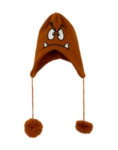 Goomba Hat : want it ! ^^