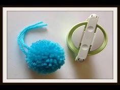 Clover Pom Pom Maker Tutorial - YouTube