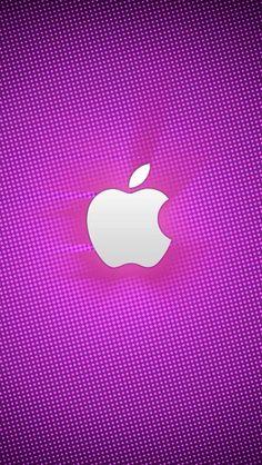 Ipad Mini Wallpaper, Apple Logo Wallpaper Iphone, Iphone 11, Apple Iphone, Apple Picture, Phone Backgrounds, Iphone Wallpapers, Phone Logo, Pink Apple