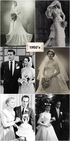 vintage Bridal photos best outfits - Cute Wedding Ideas vintage Bridal photos best outfits v Vintage Wedding Photos, Vintage Bridal, 1940s Wedding, Vintage Weddings, Vintage Wedding Gowns, Wedding Robe, Wedding Dresses, 1950 Wedding Dress, Cute Wedding Ideas