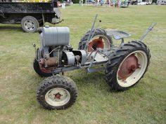300 Gibson Tractor. Looks like something that was built in a backyard with leftover parts!!