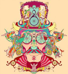 bicicleta sem freio - Illustrations by Douglas Bicicleta  <3 <3